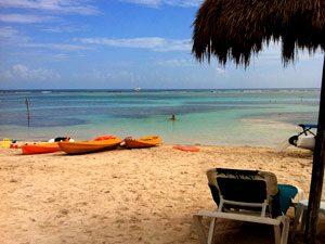 Roatan West Bay Beach Break Excursion